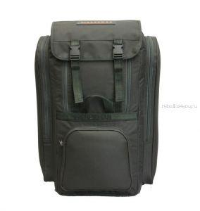 Рюкзак для рыбалки Fisherman/ Артикул: ФС05(объём основного отделения 43л, объём карманов 9л)