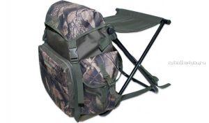 Рюкзак для рыбалки Fisherman/ Артикул: Ф53 (объем основного отделения 20л, объем карманов 6.5л)