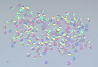 3D бриллианты (кристалл) #02 для дизайна ногтей