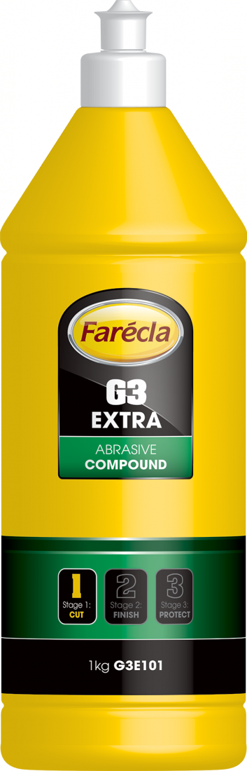 FARECLA G3 Extra Абразивная паста, 1кг.