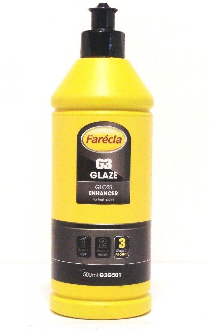 FARECLA G3 Glaze Gloss Enhancer  - Усилитель блеска, 500мл.