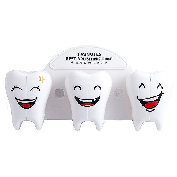 Держатель для зубной щетки Семейный