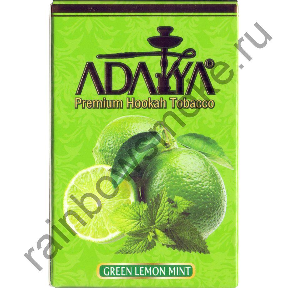 Adalya 50 гр - Green Lemon Mint (Зеленый Лимон с Мятой)