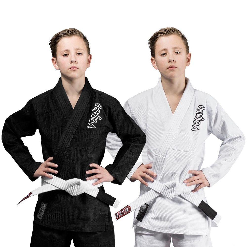 Детское кимоно Venum Contender BW