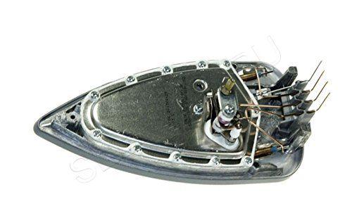 Подошва утюга для парогенератора  TEFAL (Тефаль) серии EFFECTIS моделей GV67.... Артикул CS-00134504