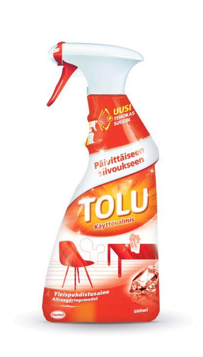 TOLU Käyttövalmis 0,5 л спрей для уборки