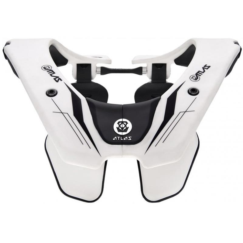 Atlas - Air Ghost White защита шеи