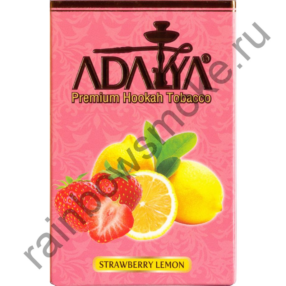 Adalya 50 гр - Strawberry Lemon (Клубника с лимоном)