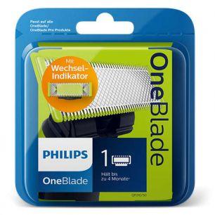 Сменные лезвия OneBlade Philips QP210/50