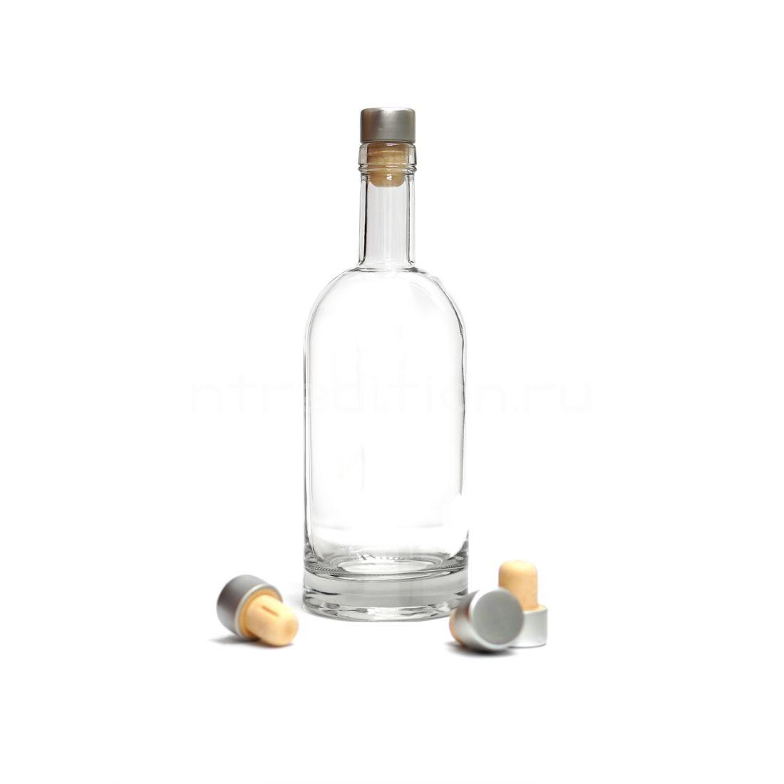 Бутылка Виски Премиум, 0,7 л./ 9 шт.
