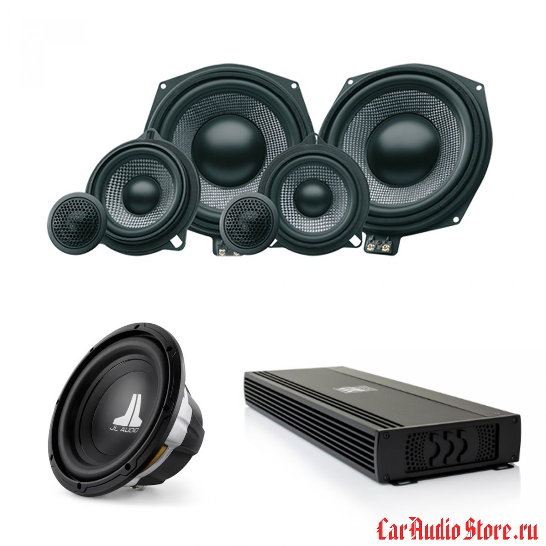 HIFI Kit MTX 3 (MOREL)
