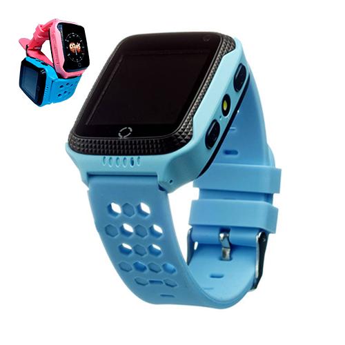 Умные детские умные часы Smart Baby Watch T7(GW500S)(голубой)