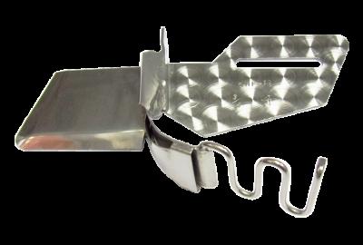 DAYU-124, окантователь в 2 сложения для кожи, для промышленных швейных машин челночного стежка