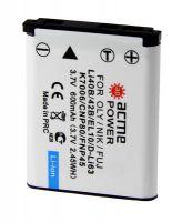 Аккумулятор Acme Power Casio (NP-80)/ FujiFilm (NP-45/NP-45A)/ Kodak (KLIC-7006)/ Nikon (EN-EL10)/ Olympus (Li-40B/Li-42B)/ Pentax (D-Li63)/ Rekam (Li-40B) (600 mAh)