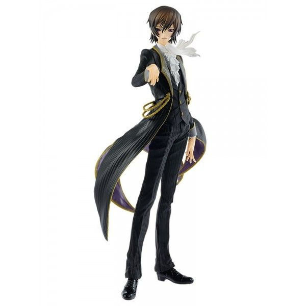 Фигурка Code Geass - Лелуш Ламперуж Lelouch Lamperouge