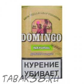 Табак сигаретный Domingo Natural 30г