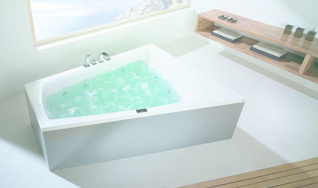 Vasca Da Bagno Hoesch : Hoesch badewannen vasche rotonde con vasca da bagno rotonda e csm