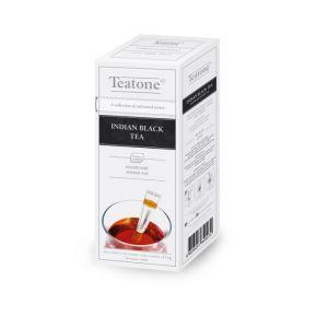 Чай Teatone Black tea черный 15 стиков