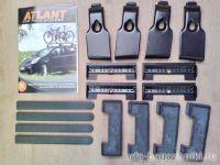 Адаптеры для багажника Geely Emgrand (EC7) (sedan) 09-..., Атлант, артикул 7170