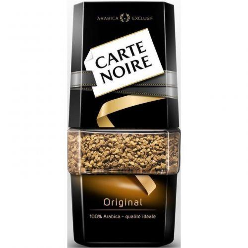 Кофе Carte Noire 190гр растворимый (стекло)