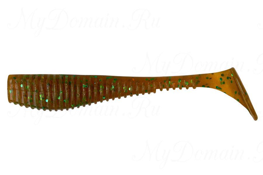 ВИБРОХВОСТ AKKOI ORIGINAL DIPLOMAT 100мм (уп. 5 шт.), цв. OR23