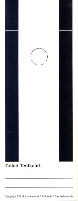 Colad Шаблоны для напыления краски 250 шт. + держатель бумажный
