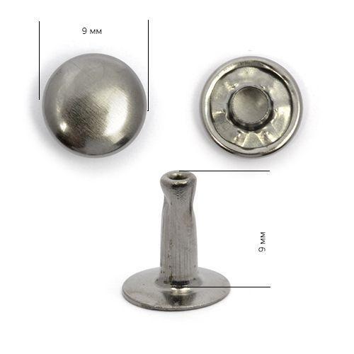 Хольнитен 9mm №33,5 Т.НИКЕЛЬ Сталь NewStar 9х9
