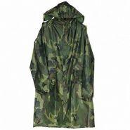 Дождевик-куртка XXXL на кнопках камуфл.