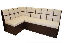"""Кухонный диван со спальным местом """"Квадро-5 ДУ"""""""
