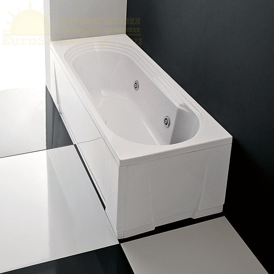 Гидромассажная ванна Gruppo Treesse Cristina 170x75 V635 ФОТО