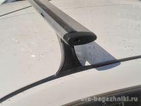 Багажник на крышу на Ладу Гранта, Delta, аэродинамические (крыловидные) дуги