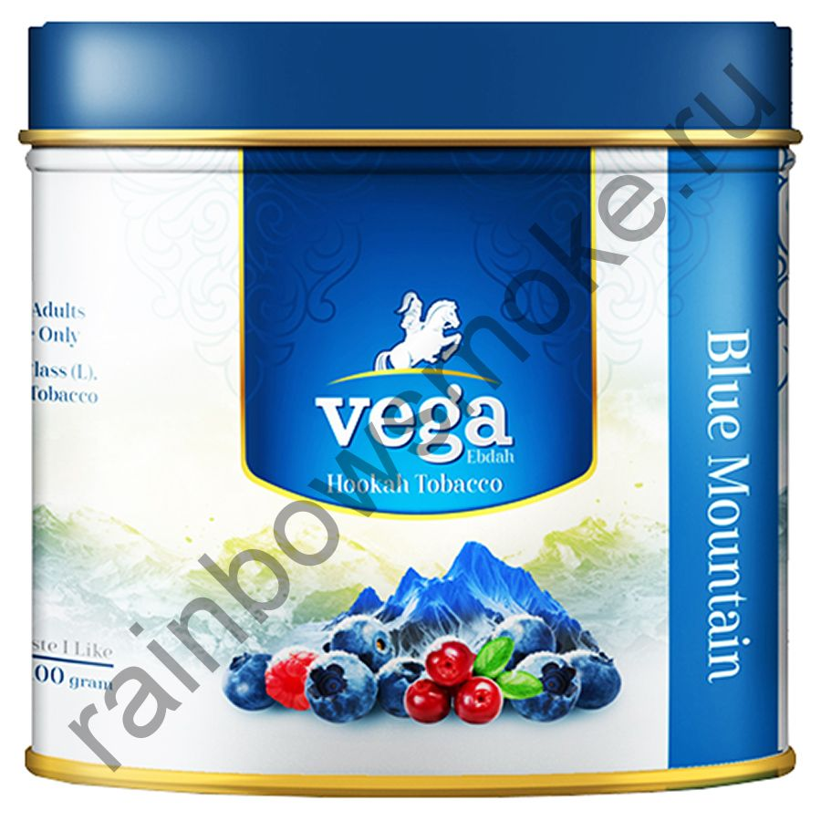 Vega 100 гр - Blue Mountain (Синяя гора)