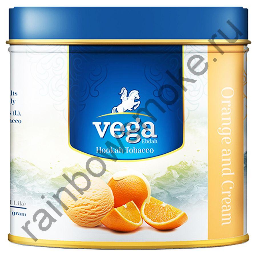 Vega 100 гр - Orange and Cream (Апельсин со сливками)