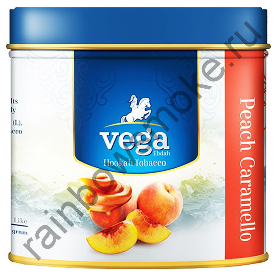 Vega 100 гр - Peach Caramello (Персик в карамели)