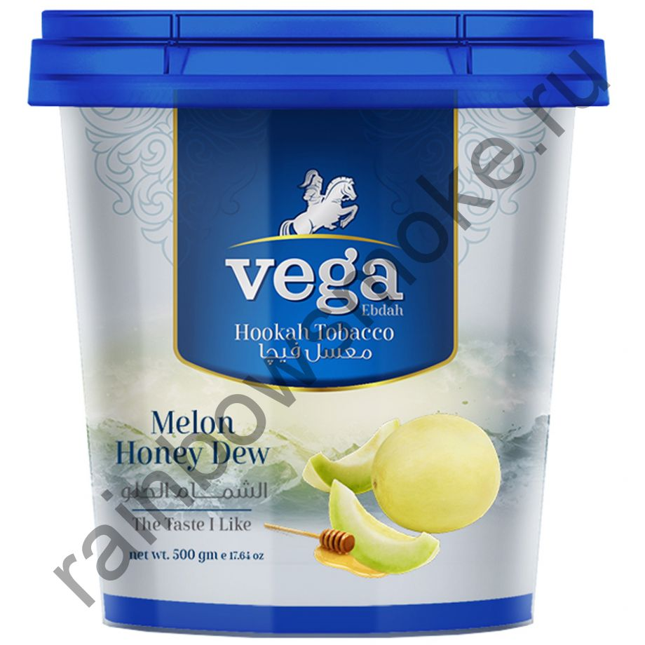 Vega 500 гр - Melon Honey Dew (Медовая дыня)