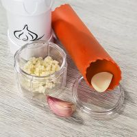 Мельница для чеснока Delimano Brava Garlic Cutter 4 в 1
