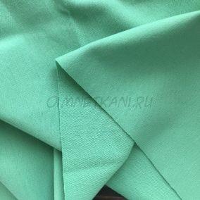 Трикотаж однотонный Зеленый