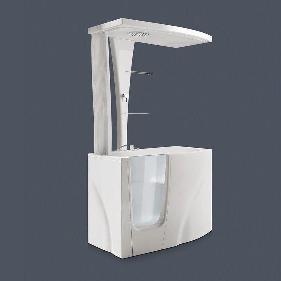 Комбинированная ванна Gruppo Treesse Gen-y Top 120x70 V341 + B3411 ФОТО