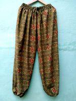 Длинные индийские шаровары и шаровары больших размеров. Интернет магазин Инд-Базар