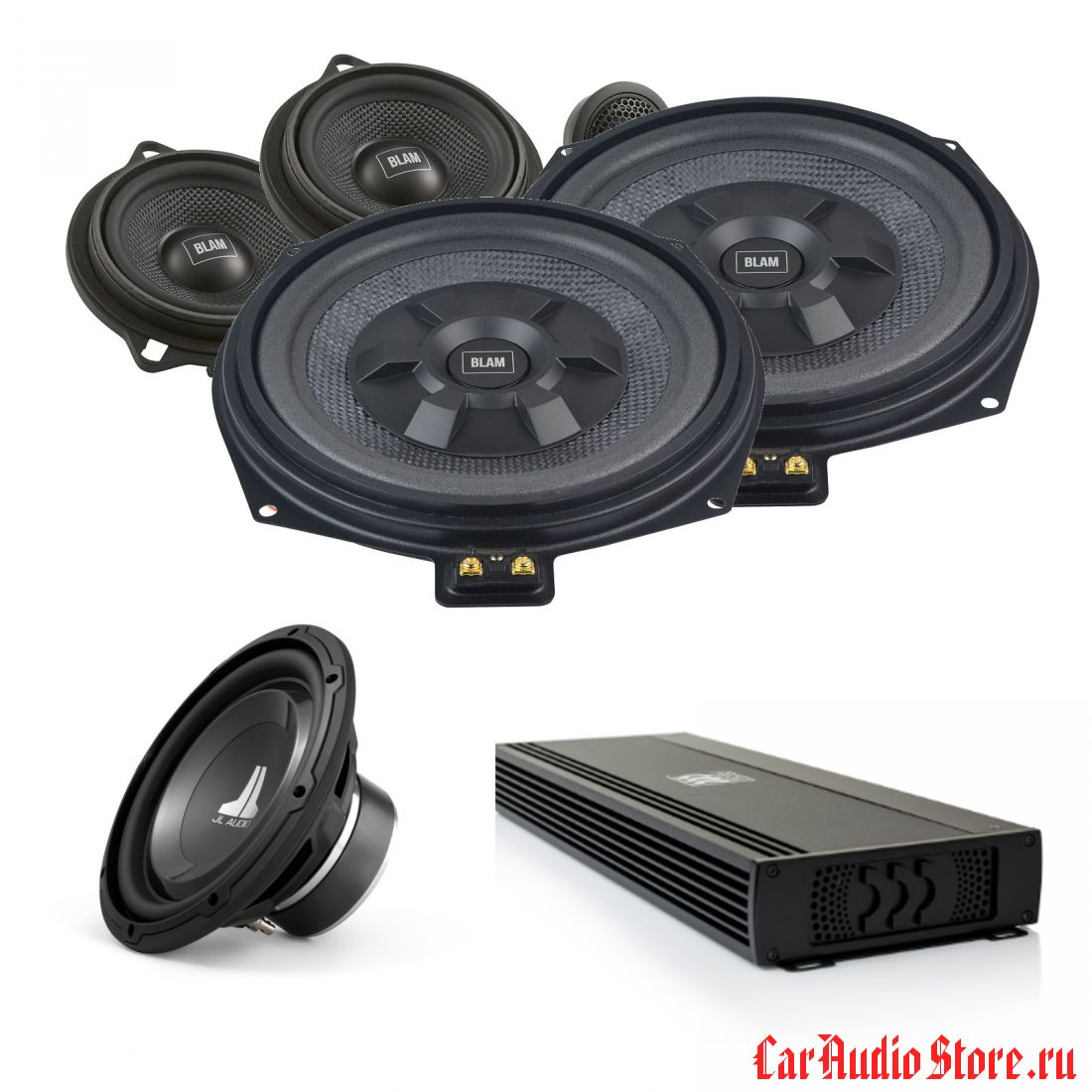 HIFI Kit Blam XF 2 (MOREL)