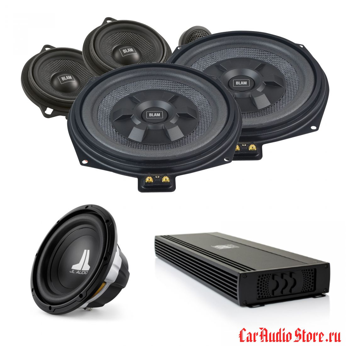 HIFI Kit Blam XF 3 (MOREL)
