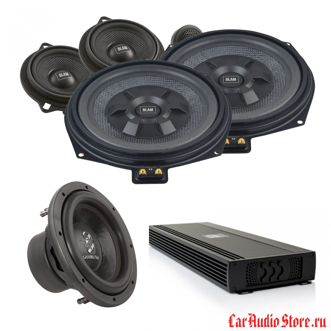 HIFI Kit Blam XF 4 (MOREL)