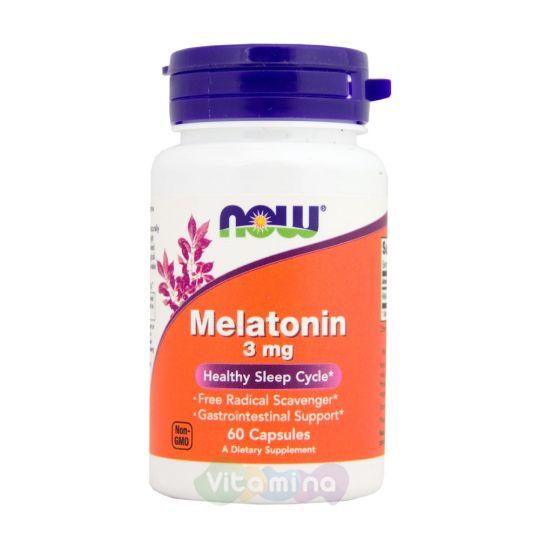 Melatonin (Мелатонин) 60 капс.