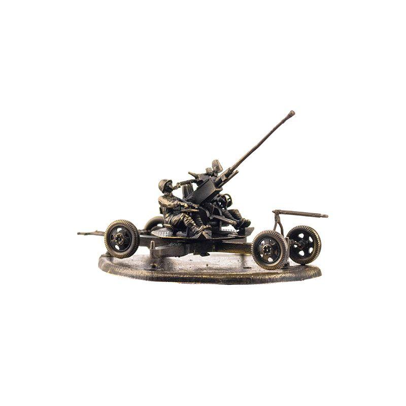 Советское 37-мм зенитное орудие 61-К(1:72)