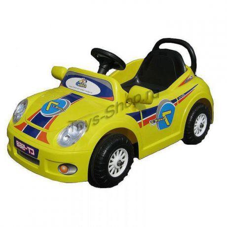 Детский электромобиль на радиоуправлении CT 568R Luxurious Roadster