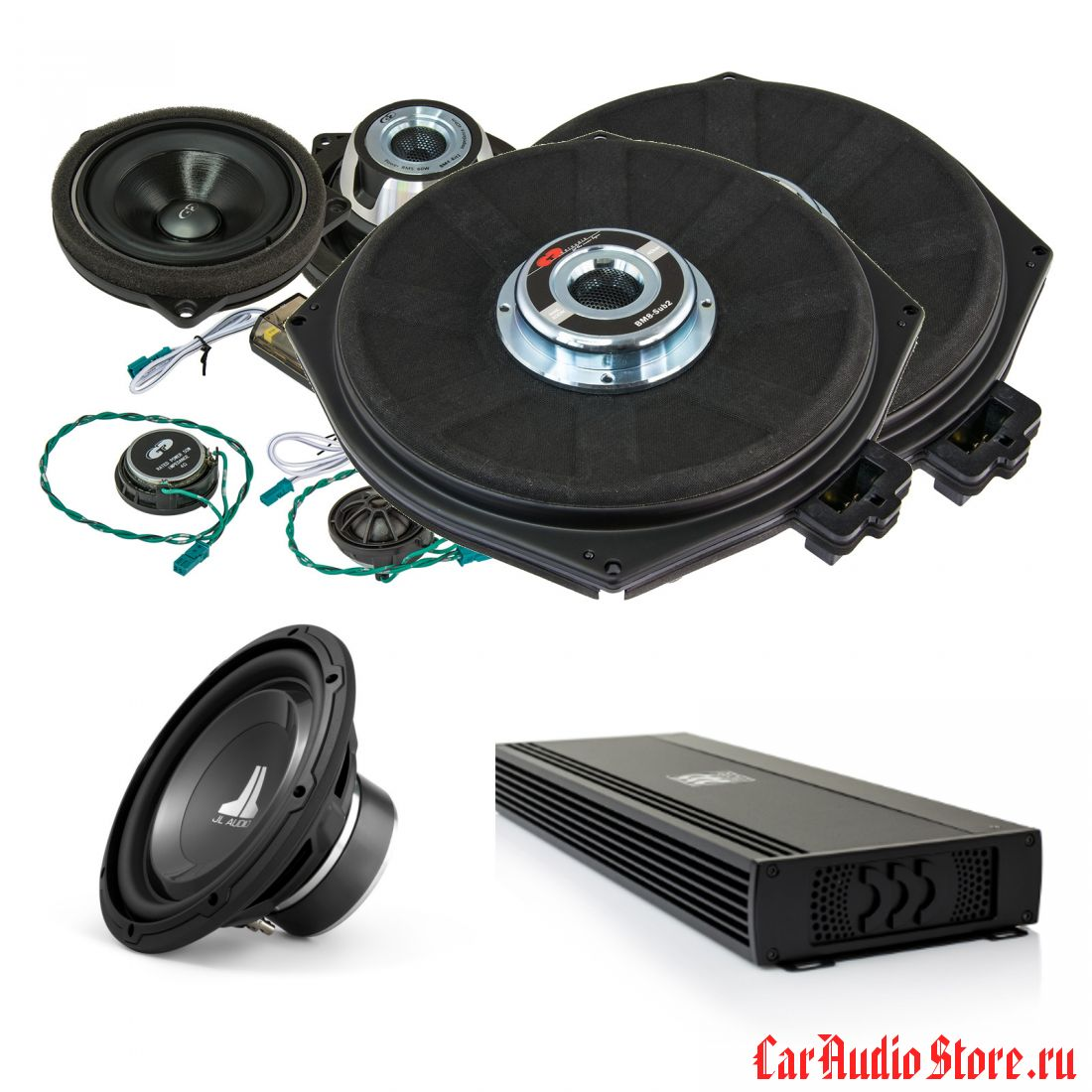 HIFI Kit CDT Audio 1.2 (MOREL)
