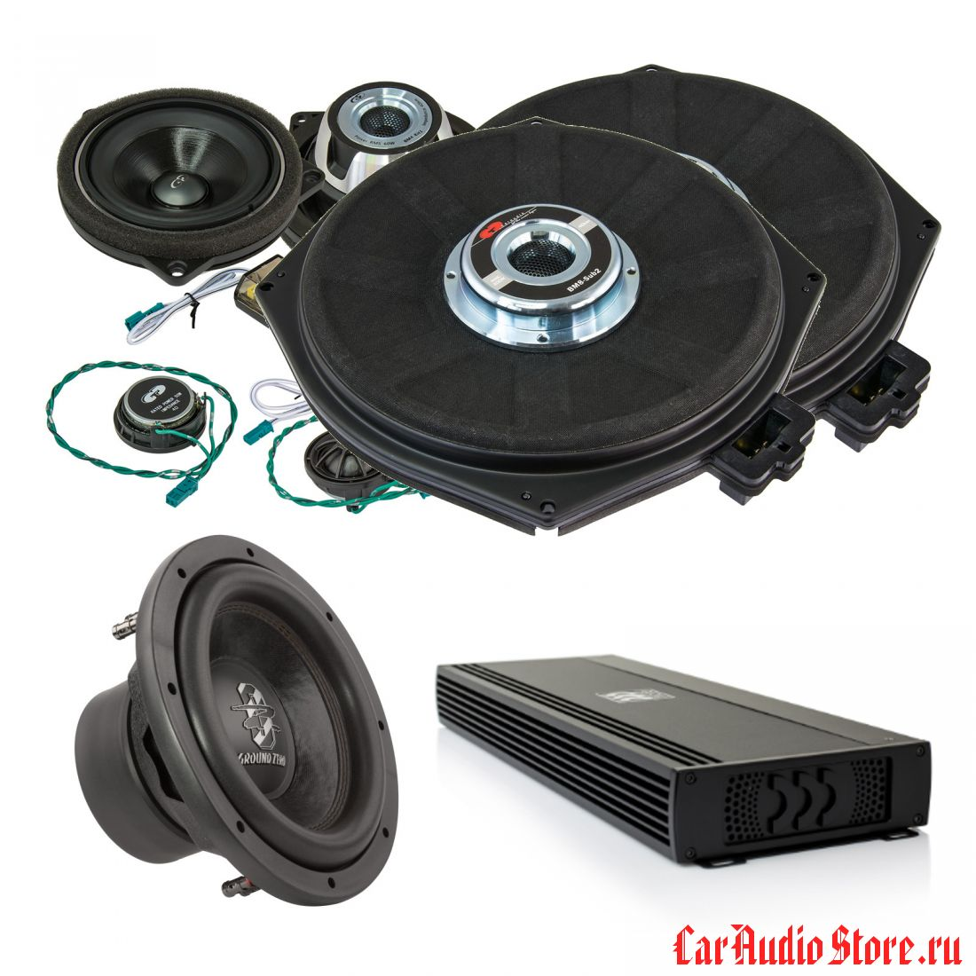 HIFI Kit CDT Audio 1.4 (MOREL)
