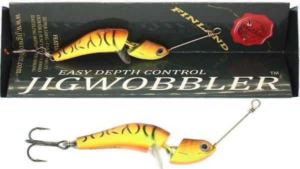Джигвоблер Wake Jigwobbler 50, 5 см, 8 гр, #Fire Tiger