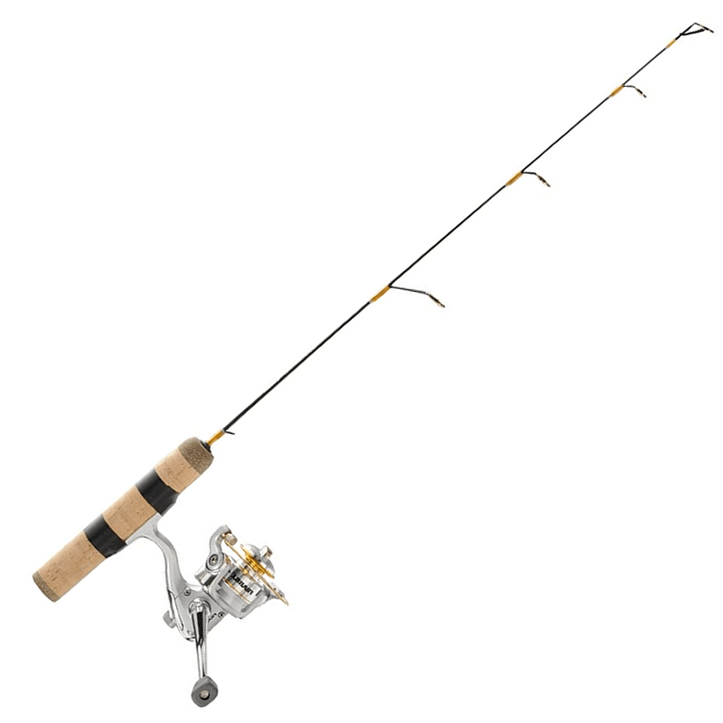 "Комплект (удочка+ катушка) Frabill Ice Hunter Series JEFF ""GUSSY"" GUSTAFSON 38"" Heavy"