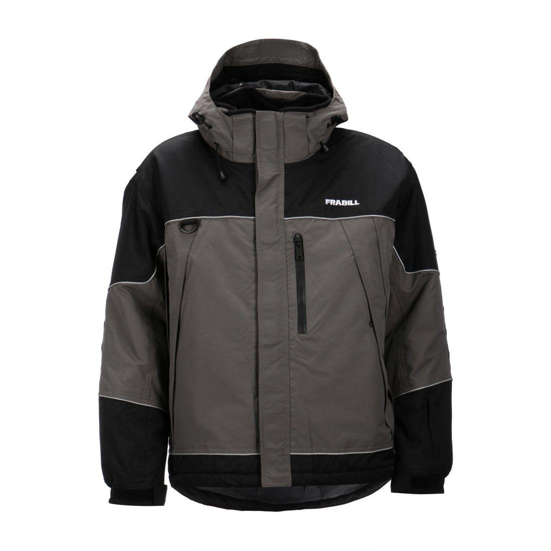 Куртка зимняя FRABILL FXE SNOSUIT JACKET GRAY размер L